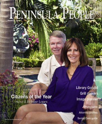 Peninsula People October 2015