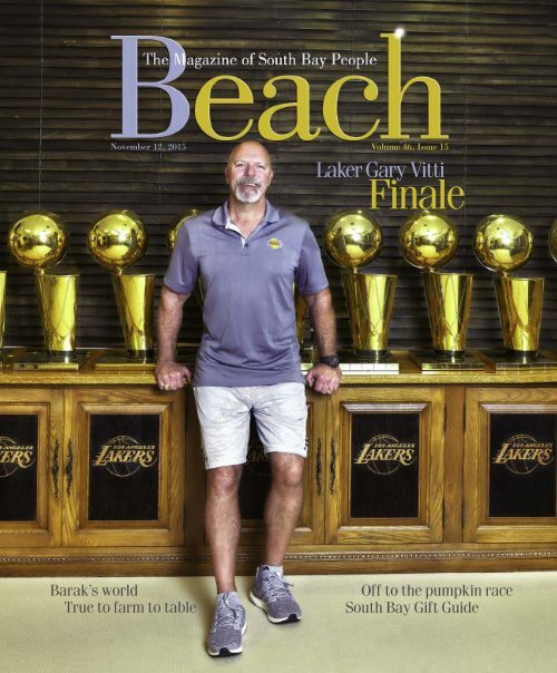 Beach Magazine November 2015