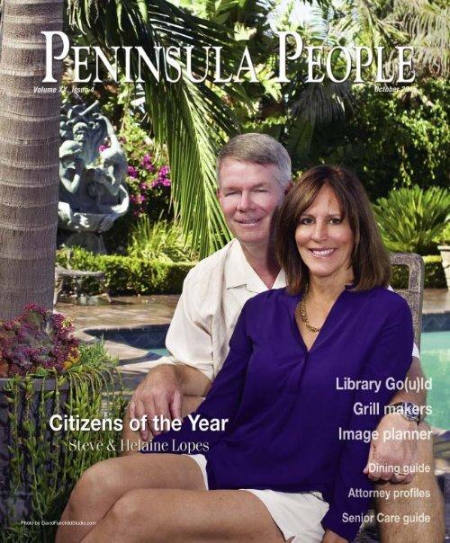 Peninsula People October
