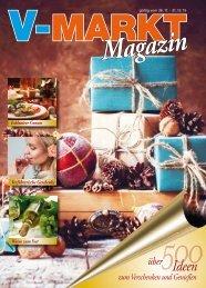 V-Markt Magazin 2015