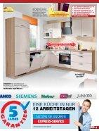 Küchen Spezial: Bei uns sind Sie und Ihre Wünsche die Nr. 1! - Page 3