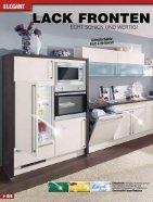 Küchen Spezial: Bei uns sind Sie und Ihre Wünsche die Nr. 1! - Page 4