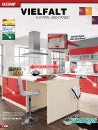 Küchen Spezial: Bei uns sind Sie und Ihre Wünsche die Nr. 1! - Page 6