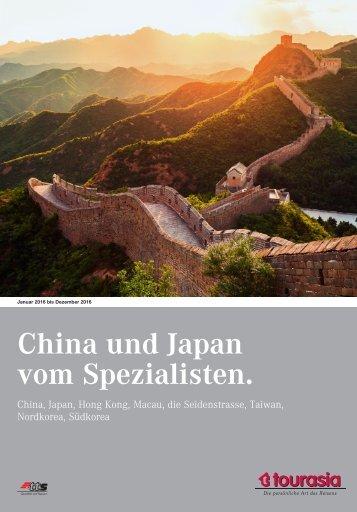 tourasia - China und Japan vom Spezialisten