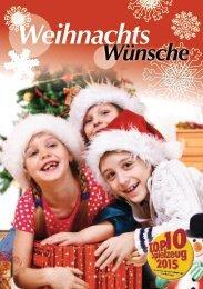 Weihnachtswünsche 2015