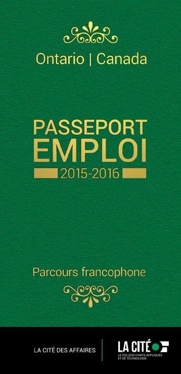 Passeport francophone