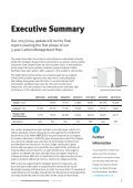 Carbon Management & Sustainability Activities 2013–14 - Page 3