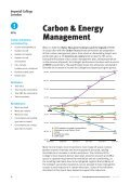 Carbon Management & Sustainability Activities 2013–14 - Page 4