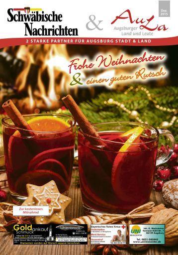 Schwäbische Nachrichten & AuLa Dezember 2015