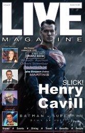 LIVE Magazine #223 December 6 thu December 18, 2015