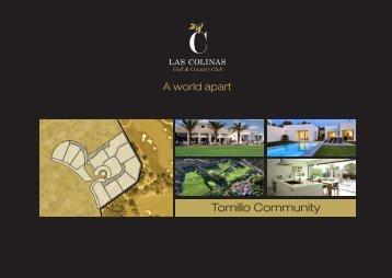 Tomillo Community