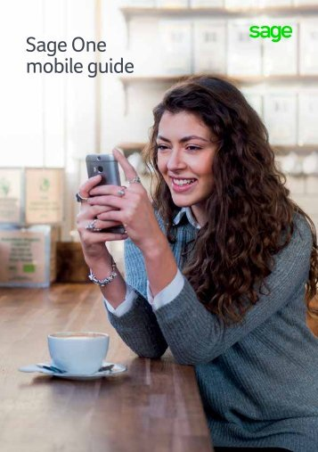 Sage One mobile guide