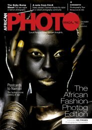 African Photo Magazine issue #3