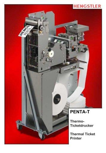 PENTA-T - Hengstler