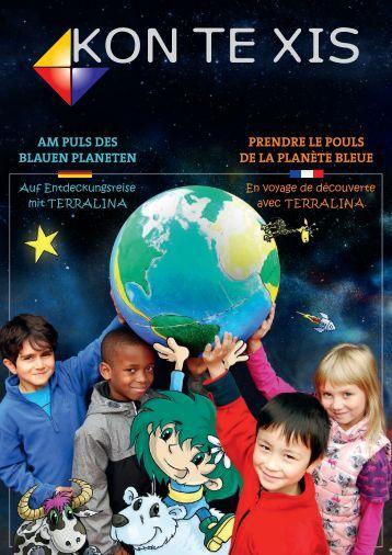 Terralina magazines for Plante bleue