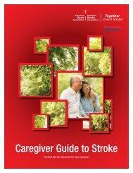 Caregiver Guide to Stroke