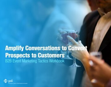 Amplify Conversations to Convert Prospects to Customers
