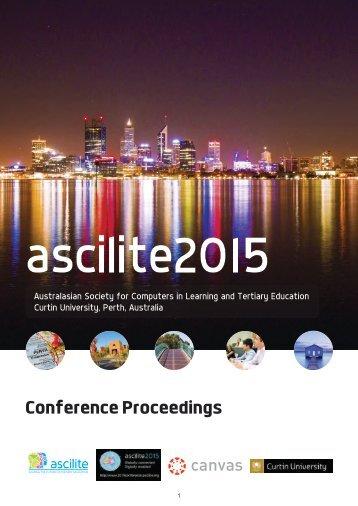 ascilite2015