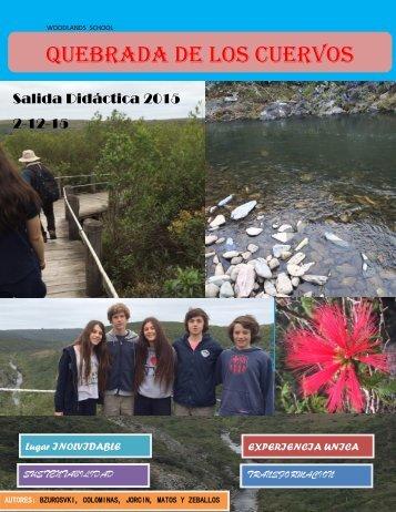 Salida didáctica- Revista