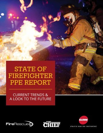 STATE OF FIREFIGHTER PPE REPORT