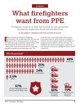 STATE OF FIREFIGHTER PPE REPORT - Page 7