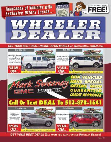 Wheeler Dealer Issue 49, 2015