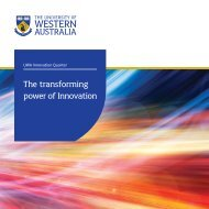 The transforming power of Innovation