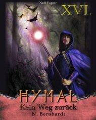 Der Hexer von Hymal, Buch XVI – Kein Weg zurück