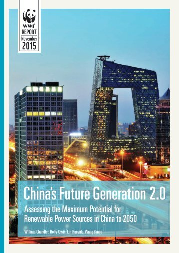 China's Future Generation 2.0