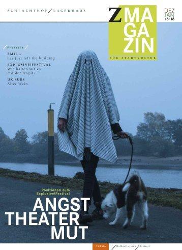 zett-Magazin Dezember / Januar