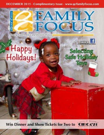 QC Family Focus: December 2015
