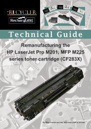 TG - HP LaserJet Pro M201, MFP M225 series toner cartridge (CF283X)