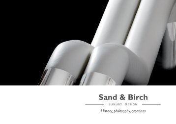 Sand & Birch Catalogue