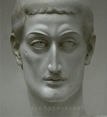 Ђуричковић - Скулптуре и слике у јавном простору