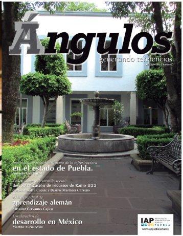 Revista Ángulos 3