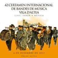 PARTIDA BALSETA 1 - ALTEA TELS 96 5841373 - 699859510 boloybaldomero@wanadoo.es