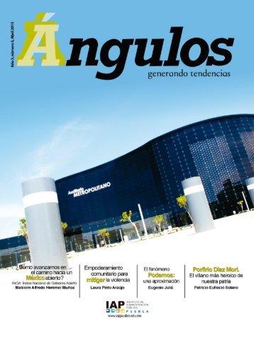 Revista Ángulos 5