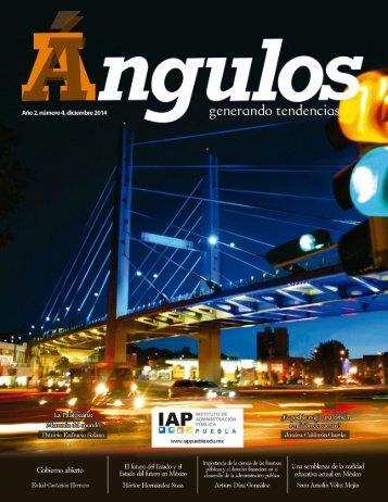 Revista Ángulos 4