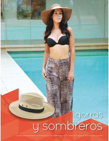 Catalogo Gorras y Sombreros
