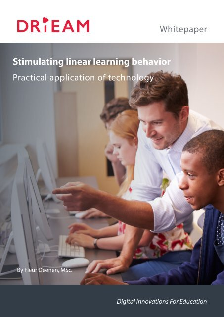 Stimulating linear learning behavior