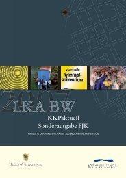 KKPaktuell Sonderausgabe FJK - Polizei Baden-Württemberg