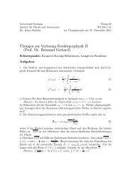 Übung 07 (PDF-Datei) zur Übungsstunde am 07 - Helmholtz ...