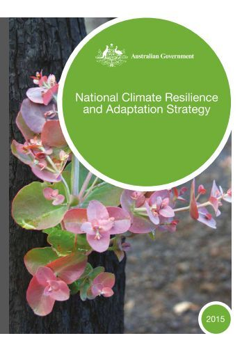 National Climate Resilience and Adaptation Strategy