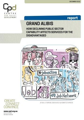 GRAND ALIBIS