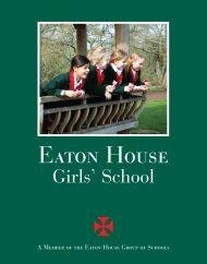 eaton house the manor girlsf school - EATON HOUSE SCHOOLS