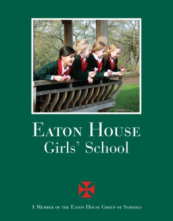 eaton house the manor girlsf school - EATON HOUSE SCHOOLS