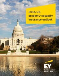 2016 US property-casualty insurance outlook