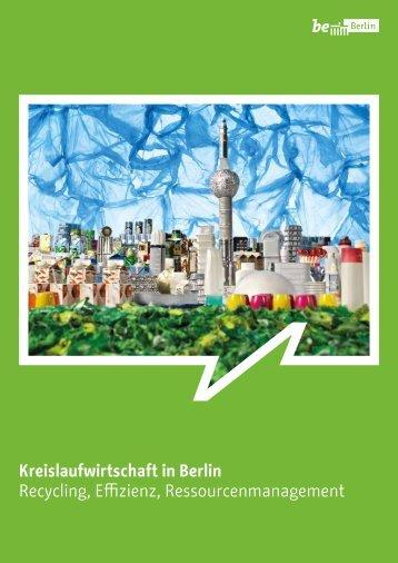 Kreislaufwirtschaft in Berlin