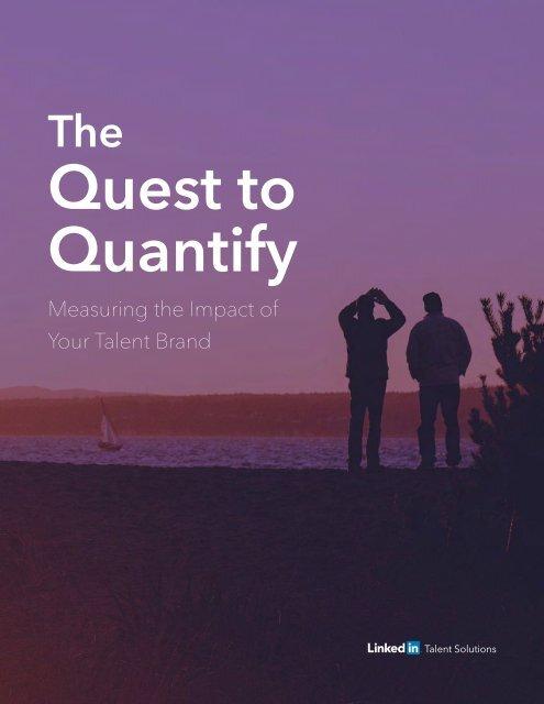 Quest to Quantify