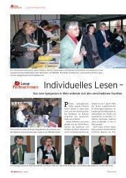 LesepartnerInnen-Symposion 2008 (aus jum 04-07/08